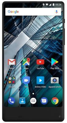 Смартфон ARCHOS Sense 55s черный 5.5 16 Гб LTE Wi-Fi GPS 3G 503568 archos 40d titanium