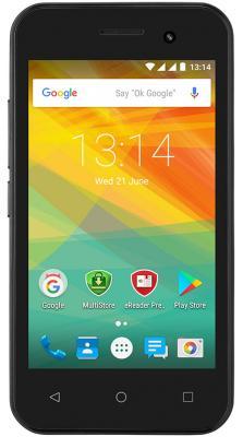 Смартфон Prestigio Wize R3 черный 4 4 Гб Wi-Fi GPS 3G PSP3423DUOBLACK
