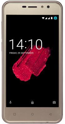 "Смартфон Prestigio Muze J3 золотистый 4.7"" 8 Гб Wi-Fi GPS 3G PSP3470DUOGOLD"