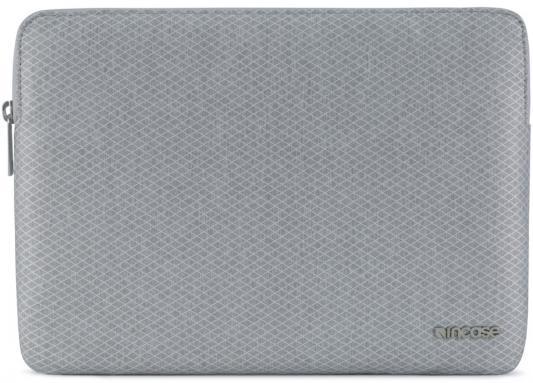"Чехол для ноутбука 12"" Incase ""Slim Sleeve"" полиэстер серый INMB100266-CGY чехол incase cl60640"