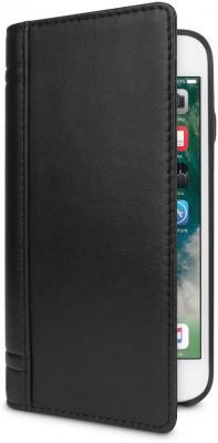 Чехол-книжка Twelve South Journal для iPhone 7 Plus iPhone 8 Plus чёрный 12-1665 чехол twelve south bookbook для iphone 5 в спб