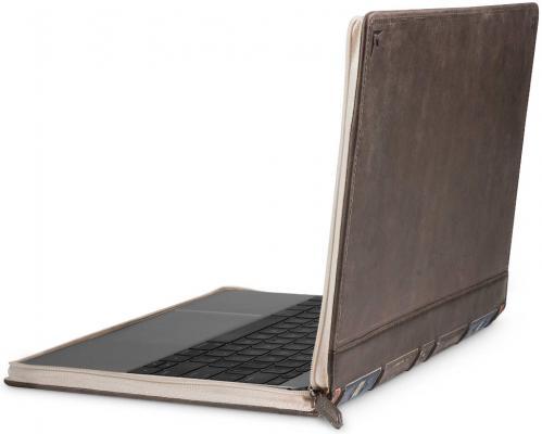 Чехол для ноутбука 12 Twelve South BookBook Vol. 2 кожа коричневый 12-1712 чехол twelve south bookbook для iphone 5 в спб