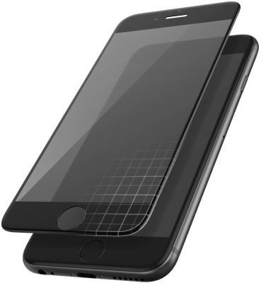 Защитное стекло 3D LAB.C Diamond Glass, черная рамка для iPhone 6 Plus 0.33 мм LABC-308-BK