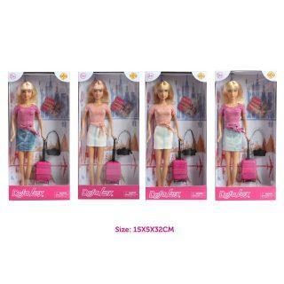 Кукла DEFA LUCY Lucy путешествие 29 см в ассортименте