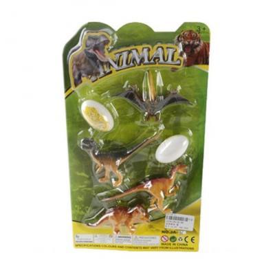 Набор фигурок Shantou Gepai Animal JA-B6 набор фигурок shantou gepai дикие животные