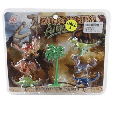 Набор фигурок Shantou Gepai Динозавры 392 набор фигурок shantou gepai дикие животные
