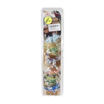Набор фигурок Shantou Gepai Dinosaur World 394 набор фигурок good dinosaur буч и трицератопс 62302