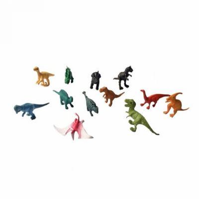Набор фигурок Shantou Gepai Динозавры 5 см 635665 набор фигурок shantou gepai домашние животные 4 см 866 c31