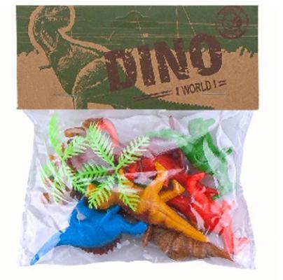 Набор фигурок Shantou Gepai Динозавры цена и фото