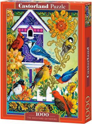 Купить Пазл Кастор Птичий дом 1000 элементов, Пазлы-картины