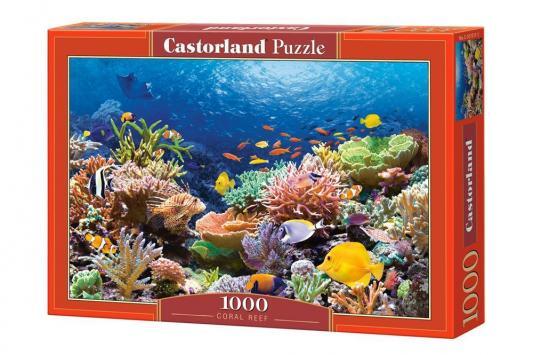 Пазл Кастор Коралловый риф 1000 элементов пазл кастор озеро канада 1000 элементов