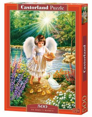 Купить Пазл Кастор Ангельская забота 500 элементов, Пазлы-картины