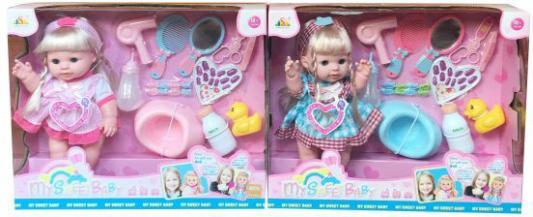 Кукла Shantou Gepai Танюша 36 см со звуком пьющая писающая в ассортименте стоимость