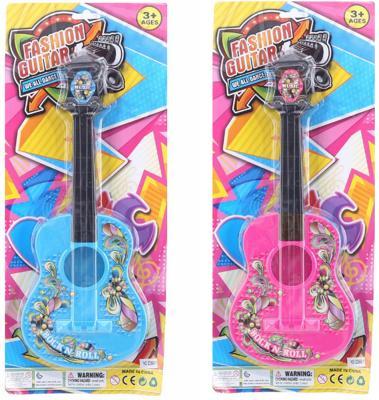 Гитара Рок-н-ролл 32см,  в ассорт., блистер