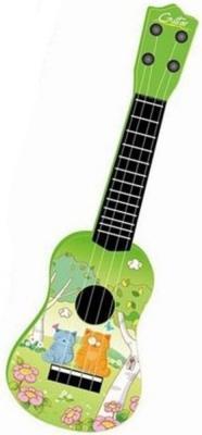 Гитара дет. 40 см, пластик, в ассорт., пакет.