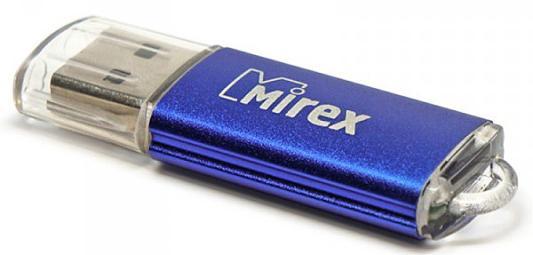 Флешка USB 8Gb Mirex Unit 13600-FMUAQU08 синий цена и фото