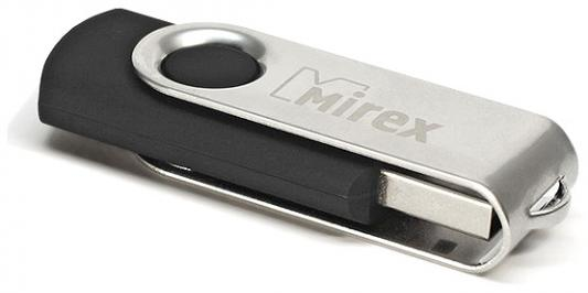 Флешка USB 8Gb Mirex Swivel 13600-FMURUS08 черный