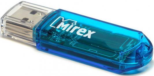 Флешка USB 4Gb Mirex Elf 13600-FMUBLE04 синий цена и фото