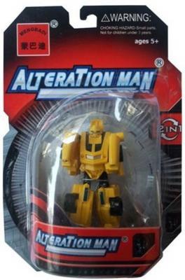 Трансформер Shantou Gepai Робот - Alteration Man 103