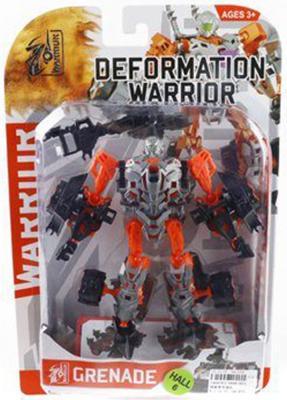 Трансформер Shantou Gepai Робот - Grenade 5898-B25