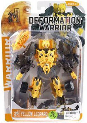 Трансформер Shantou Gepai Робот - Yellow Leopard 5898-B22