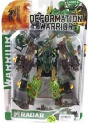 Трансформер Shantou Gepai Робот - Deformation Warrior 5898-B23