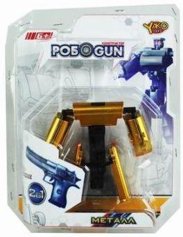 Трансформер Shantou Gepai Робот-пистолет M6683-3
