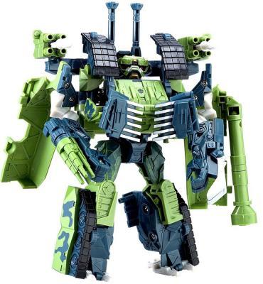 Трансформер Город Игр Робот - Танк XL D677628 вцспс зеленый город путевку