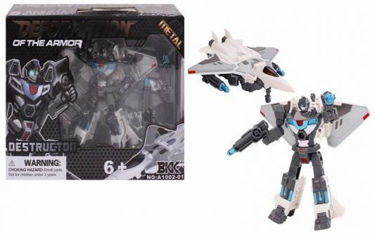 Робот-трансформер Junfa Toys A1002-01