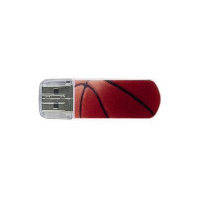 Флешка USB 16Gb Verbatim Mini Sport Edition 98679 USB2.0 баскетбол