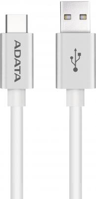 Кабель Type-C 1м A-Data круглый ACA2AL-100CM-CSV orico ecu type c to type a data sync charge cable