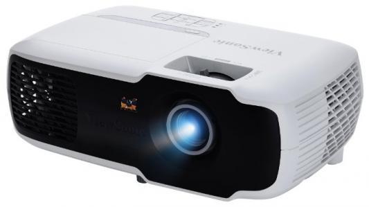 Проектор ViewSonic PX702HD 1920х1080 3500 люмен 22000:1 белый VS16972 проектор viewsonic pjd7828hdl 1920х1080 3200 люмен 22000 1 белый