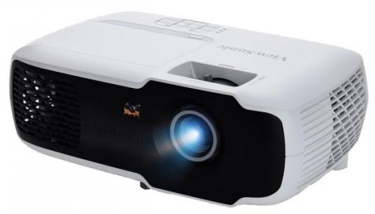 Проектор ViewSonic PA502S 800x600 3500 люмен 22000:1 белый черный VS16970 проектор dell p318s 800x600 3200 люмен 2200 1 черный p318 6929