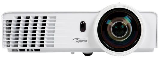 Проектор Optoma GT760 1280x800 3400 люмен 20000:1 белый 95.8TN01GC1E