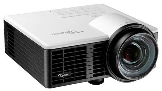 Проектор Optoma ML750ST 1280x800 800 люмен 20000:1 белый черный 95.71Z01GC0E