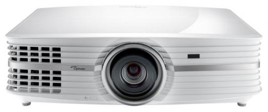 Проектор Optoma UHD550X 3840x2160 2800 люмен 500000:1 белый