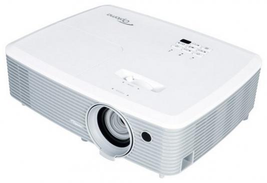 Проектор Optoma W354 1280x800 3400 люмен 18000:1 белый 95.74G02GC1E