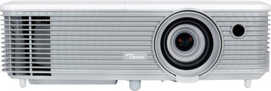 Проектор Optoma X400 1024x768 4000 люмен 22000:1 белый 95.78B01GC0E проектор optoma x400 dlp 1024x768 4000 ansi lm