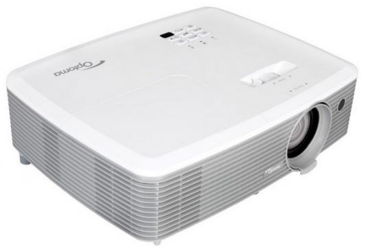 Фото - Проектор Optoma X400+ 1024x768 4000 люмен 22000:1 белый 95.78K01GC0E проектор optoma x343e 1024x768 3800 люмен 20000 1 черный