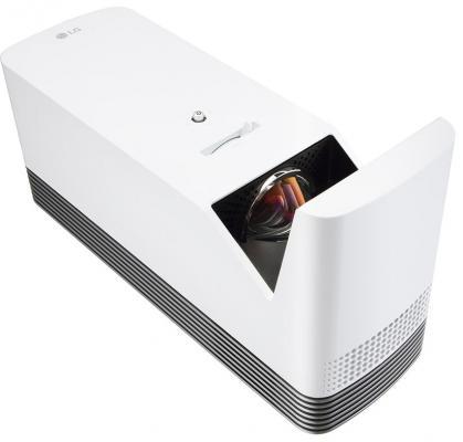 Проектор LG HF85JS 1920х1080 1500 люмен 150000:1 белый matsushita panasonic pt wx4200 проектор офис проектор разрешение xga 4100 люмен hdmi