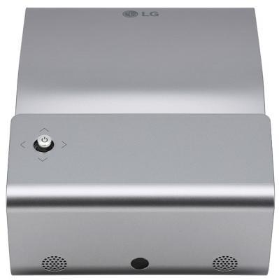 лучшая цена Проектор LG PH450UG 1280x720 450 люмен 100000:1 серебристый PH450UG.ARUZ