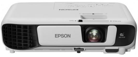 Проектор Epson EB-W41 1280x800 3600 люмен 15000:1 белый V11H844040 стоимость