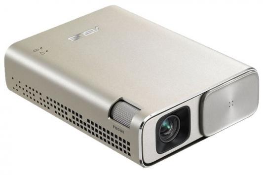 Фото - Проектор ASUS ZenBeam E1Z 854х480 150 люмен 3500:1 серебристый 90LJ0080-B01520 проектор asus zenbeam e1z