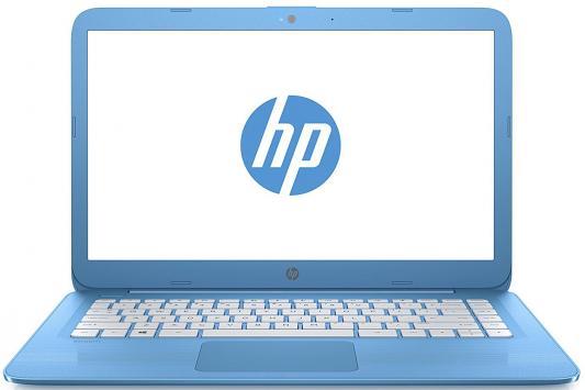 """Ноутбук HP 14-ax011ur 14"""" 1366x768 Intel Celeron-N3060 2EQ28EA"""