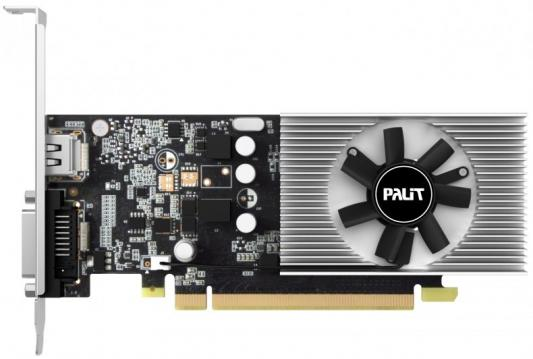 Видеокарта Palit GeForce GT 1030 NE5103000646-1080F PCI-E 2048Mb 64 Bit Retail