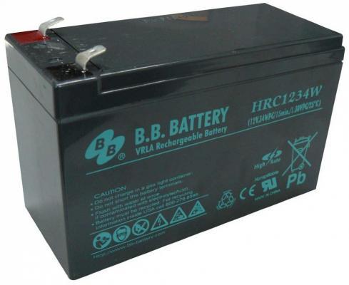 Батарея B.B. Battery HRC 1234 9Ач 12B