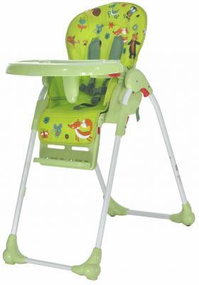 Стульчик для кормления Everflo Forest (green) стульчики для кормления forest tummy