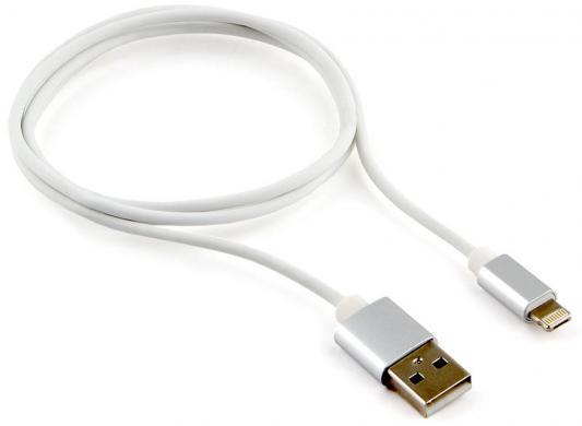 Кабель Lightning 1м Cablexpert круглый + microUSB CC-USB2-APmB-1MW