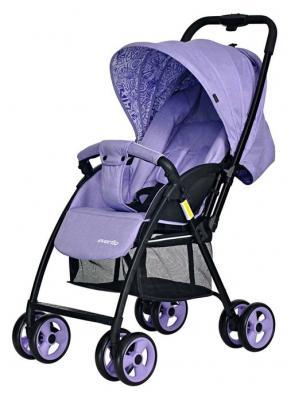 Прогулочная коляска Everflo Letter (purple), фиолетовый, Прогулочные коляски  - купить со скидкой
