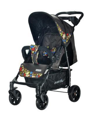 Прогулочная коляска Everflo Safari Luxe (brown)